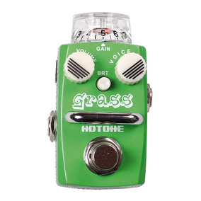 Pedal Hotone Overdrive Analogico Grass Sod1 Nfa3696
