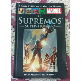 Supremos Super Humano (salvat)