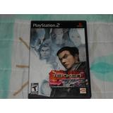 Tekken Tag Para Playstation 2