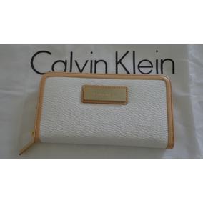Carteira Feminina Calvin Klein - Carteiras Couro no Mercado Livre Brasil b1099b7662