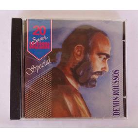 Cd Original Demis Roussos Special 20 Super Sucessos