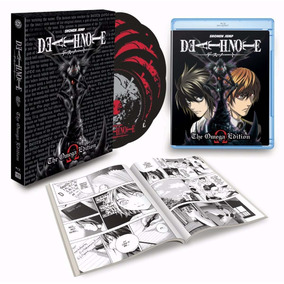 Blu-ray Death Note Serie Completa Omega Edition [import]