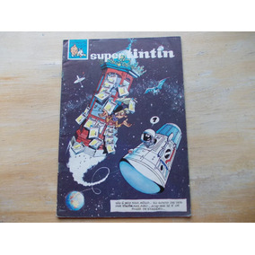 Revista Tintin Nº 16 - Super Tintin - 1968