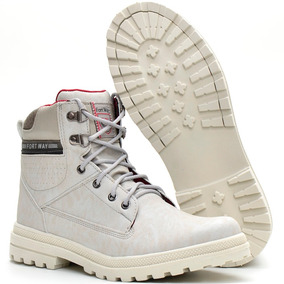 294a13644 Sapato Pantufas Para Idosos - Sapatos Branco no Mercado Livre Brasil