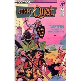 Comico Jonny Quest - Volume 10