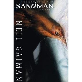 Sandman Volume 1 - Neil Gaiman - Ed Definitiva Novo Lacrado!