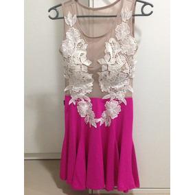 Vestido Pink Floral