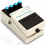 Pedal De Efecto Digital Delay Dd3 Boss