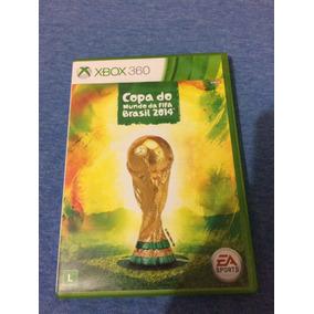 Copa Do Mundo Da Fifa Brasil 2014 Xbox 360 Frt:r$10