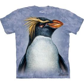 Playera 4d - Unisex Infantiles - 3522 Penguin.