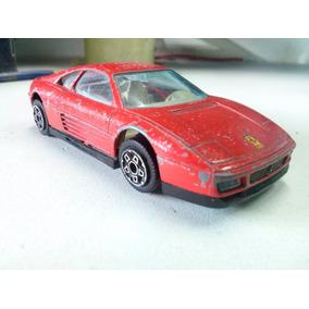 Burago 1/43 Ferrari 348 Hecho En Italia