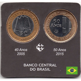 Cartela Para Moedas Real Banco Central Bc