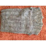 Original Sweater Lana Artesanal Chilote Teñido Natural L