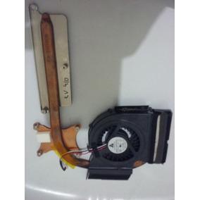 Cooler + Dissipador Notebook Samsung Rv410 - Perfeito