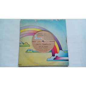 Compacto - Celly Campello - Mar De Rosas - Oh! Mama - 1971