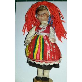 Boneca Típica De Portugal
