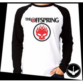 e59f5831a1 Camiseta Offspring Manga Longa - Calçados, Roupas e Bolsas no ...