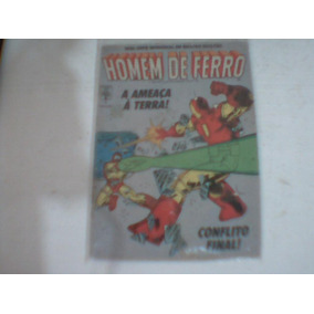 Homem De Ferro Mini-série 04 Fevereiro De 1988 Editora Abril