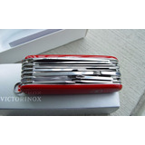 Navaja Suiza Victorinox Swisschamp (nueva)