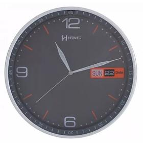 72e450f3026 Relógio De Parede Herweg 6359 Decorando Com Arte Do Tempo - Joias e ...