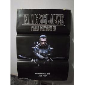 Poster Kingsglaive - Final Fantasy Xv - Frete: 8,00