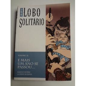 Mangá Lobo Solitário E Mais Um Ano Se Passou... Vol. 12