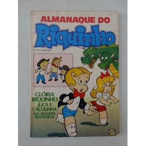 Almanaque Do Riquinho Nº 12! Rge Mai-jun 1981!!