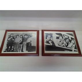 Quadros Com Fotos Antigas - Tema Cinema Comedias 24x28,5 Cm