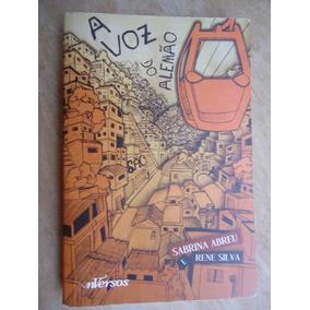 Livro - A Voz Do Alemão - Sabrina Abreu E Rene Silva