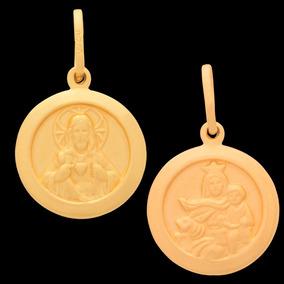 3aa447ae21046 Pingente Para Escapulario Ouro 18k - Joias e Relógios no Mercado ...