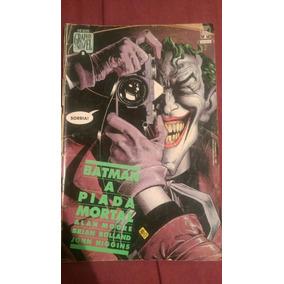 Batman - Piada Mortal _ 1a Edição - Ed Abril De 1988