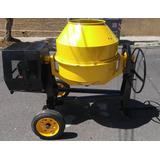 Concretera 600l/ 2.7quintales/ Motor Americano 13.5hp/105791