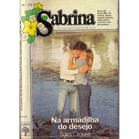 Sabrina Florzinha Coleção Livro Romance 1981