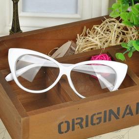 Armação Para Óculos De Grau Gatinho Gatinha Cat Eyes Lindo - Óculos ... ca50bab6b7