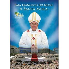 Black Friday Dvd Papa Francisco No Brasil - A Santa Missa