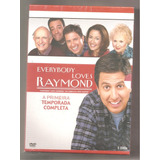 Everybody Loves Raymond 1º Temporada - 5 Dvds Box Lacrado