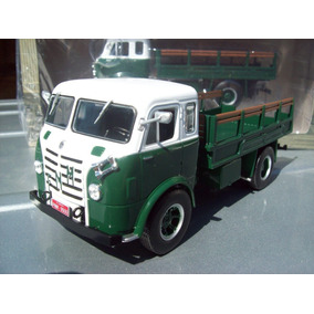 Kibon + Scania + Fnm. Os 3 Caminhões Miniaturas Juntos