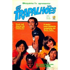 Os Trapalhões 12 (bloch-1977) Em Cores