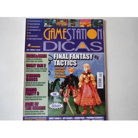 Revista Gamestation Final Fantasy Tatics