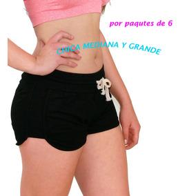 Paquetes 6 De Shorts