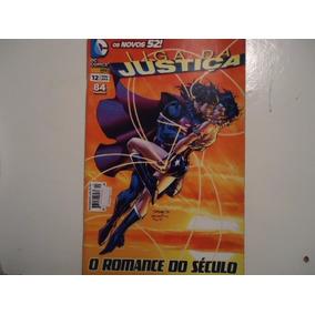 Marvel Liga Da Justiça O Romance Do Século