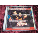 La Ultrasonicas Oh Si Mas Cd Original De Coleccion!!