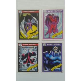04 Cards X-men Importados