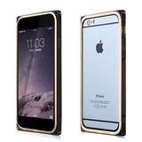 Bumper Iphone 6 4.7 Metal+película De Vidro!