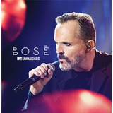 Miguel Bose Mtv Unplugged Cd + Dvd