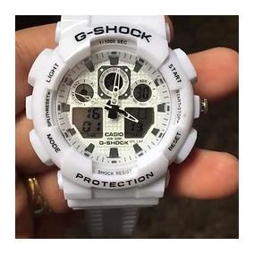 3ba756aa83b Relogio Casio G Shock Ga 110gd 9b2dr Preto Rose Gold - Relógios De ...