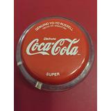 Yo-yo Russell Vintage Coca-cola Original Stock Limitado