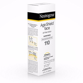 Neutrogena Age Shield Face Protetor Solar Anti Idade Spf110