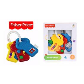 Llavero De Actividades De Fisher-price