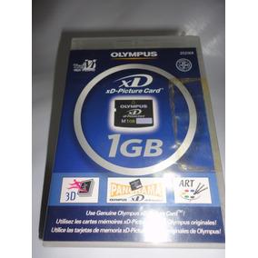 Memoria Xd 1gb Olympus Original